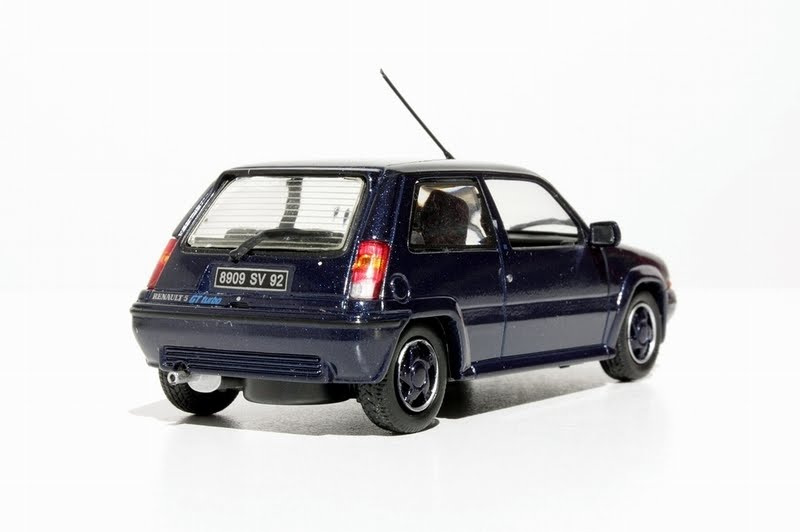 Renault 5 Turbo Raider. Renault 5 GT Turbo