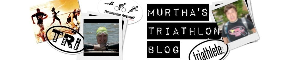 MURTHA&#39;S TRIATHLON BLOG