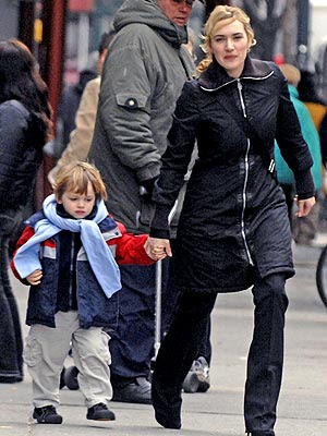 kate winslet pregnancy