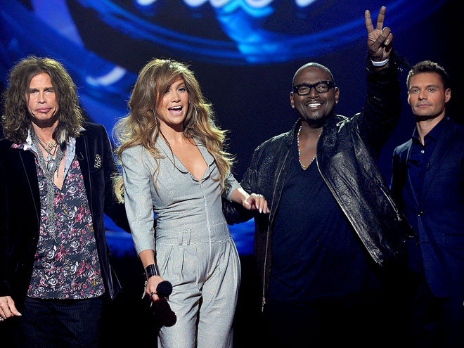 randy jackson american idol family. American Idol officially
