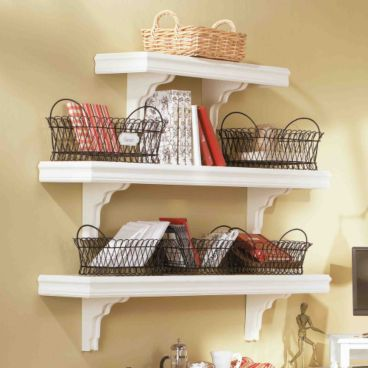 Ballard Designs Floating Shelves
