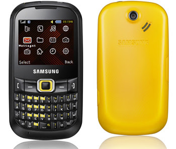 Samsung Corby TXT B3210 is meant for the heavy texting youth, but the ...