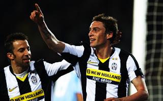 Marchisio se reivindicó con un tanto