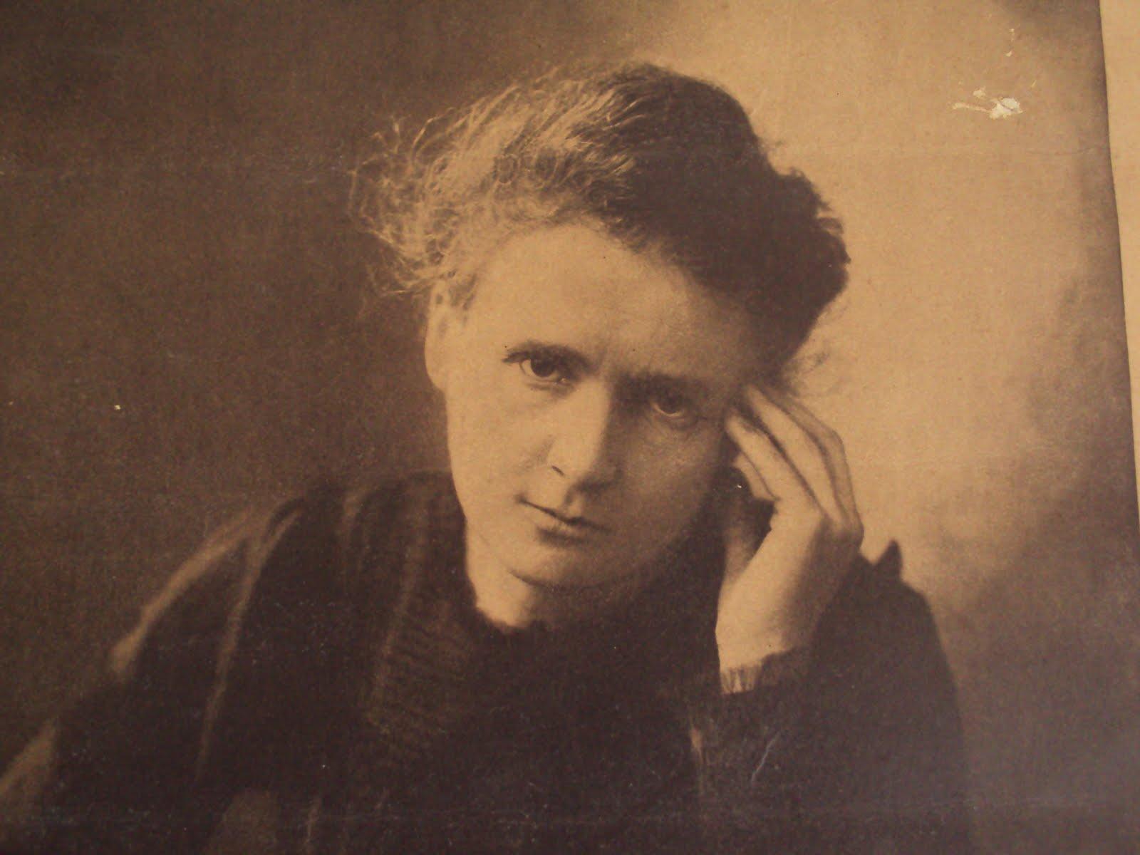 est100 一些攝影(some photos): Marie Curie ( Marie Skłodowska ...