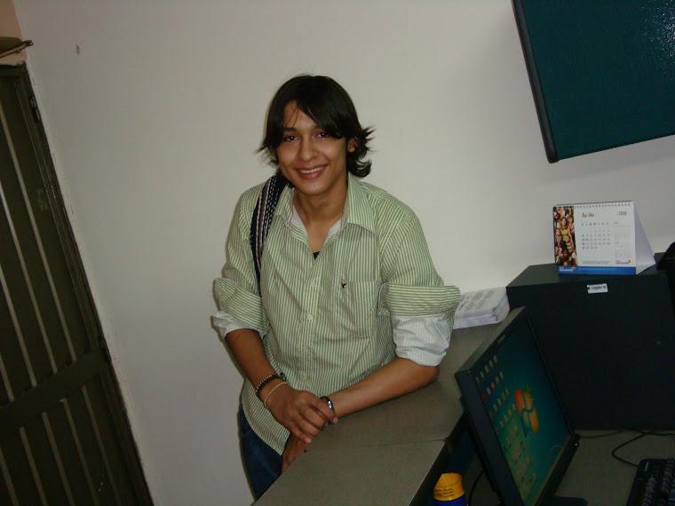 Estudiante de microbiologia