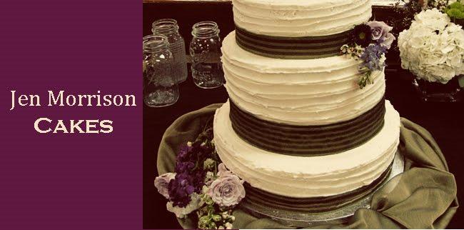 cakes by Jen Morrison