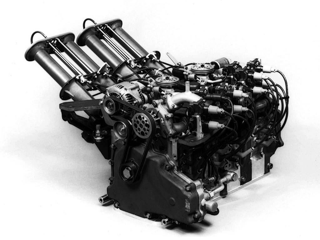 Numero 13 Mazda 767 With Rotary Engine