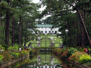 The Mansion, Baguio City