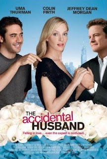 The Accidental Husband, Uma Thurman, Colin firth, Jeffrey Dean Morgan, Entertainment, Biographies of Celebrities,  Movie Review
