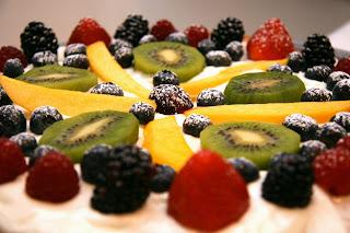 Antioxidant Fruits