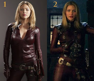 Cara Mord Sith, Tabrett Bethel