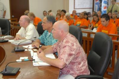 Wear Orange Week Saipan