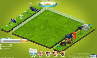 Lowe's, jardim, jardinagem, produtos, advergame, sunnyville, Tribal BBD, Firstborn