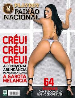 playboy, capa playboy, mulher nua, big brother brasil, BBB8, mulher pelada, ex-BBB, garota melancia