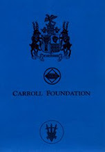 MI6 Secret Service - G J H Carroll - Carroll Foundation Trust - Public Trust Case
