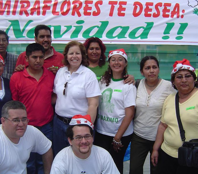 SECRETARIA DISTRITAL PPC SAN JUAN DE MIRAFLORES 2007 -2011