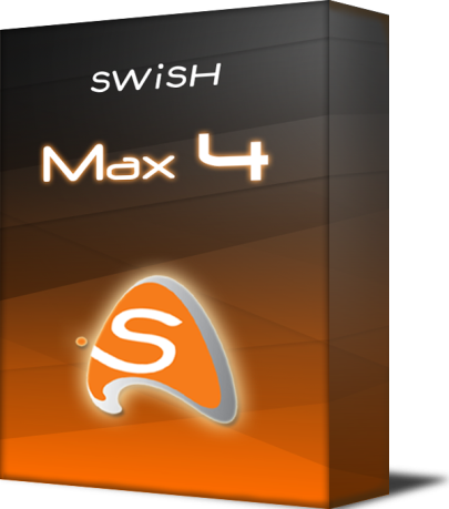 صورة برنامج برنامج  SWiSH Max 4.0 Build 2010.11.02 سويش ماكس 2011