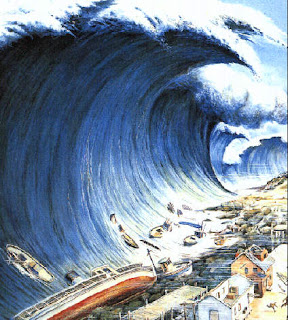 9 Formas de sobrevivir a un Tsunami