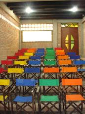 Salón de Conferencias para 50 personas.