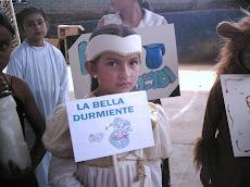 Niños lectores en el Colegio Luis Carlos Galán Sarmiento de Confines - Santander.