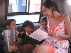 Promoción de lectura con Madres Comunitarias
