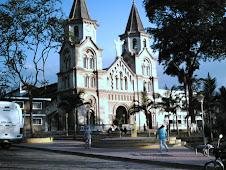 Iglesia de Mogotes.