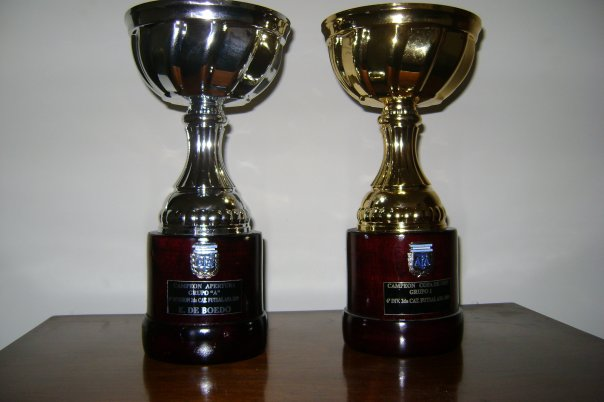 Las copas del 2009