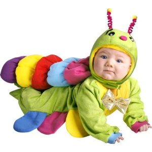 the baby caterpillar costume is probably the cutest thing ever invented. This colorful baby costume is amazing and available on Amazon.com along with ...  sc 1 st  newmommyreviews & 10 adorable baby costumes for halloween | newmommyreviews