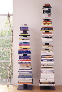 Booklicious Roundup Vertical Bookcases