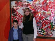Visita a fabrica Norbega,S.A. Coca Cola en Bizkaia.