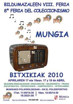 MUNGIA    Bizkaia   17-18 abril  Bildumazaleen 8. Feria.