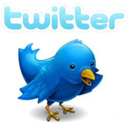 Ahora tambien en twitter