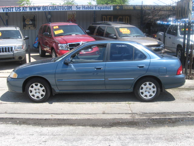2002 Nissan Sentra GXE SOLD .