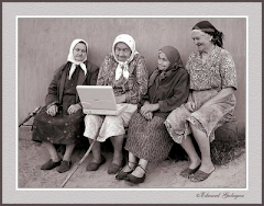 Οι γιαγιάδες από την Αρκαδία μέσα από φορητό υπολογιστή...
