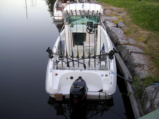 Galia 630, Motor 140 suzuki