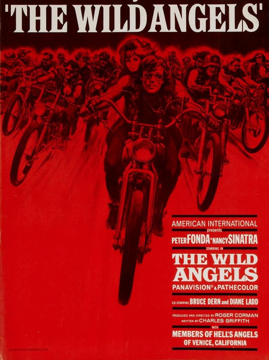 the wild angels | peter fonda & roger corman