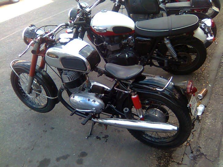1972 jawa 350cc for sale