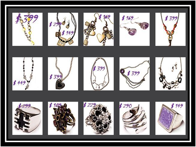 Variedad en bijoux