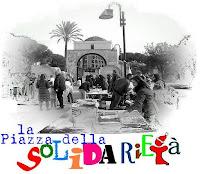 La piazza della solidarietà