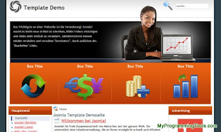 forex trading template for joomla