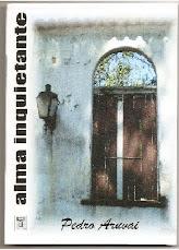 """Alma Inquietante """"meu livro de poemas"""""""