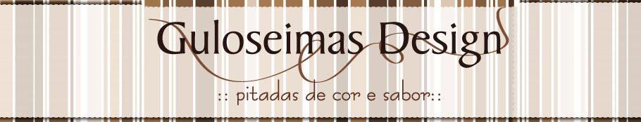 Guloseimas Design :: pitadas de cor e sabor