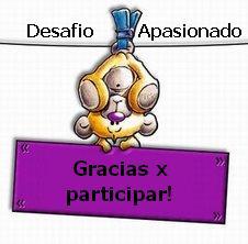 [gracias+desafios+apasionados!!]