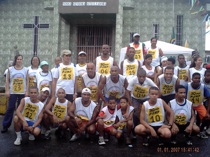3ªcorrida Rústica da juventude de Pau da lima 24/05/2009