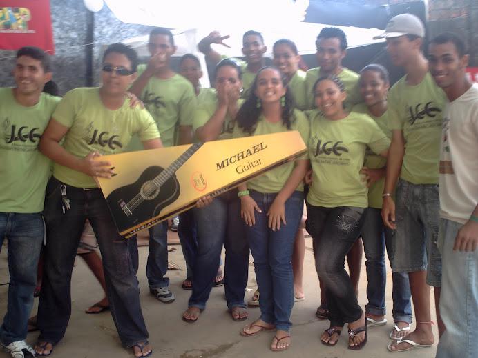 1ºFestival de Talentos, PJMP / Salvador -Ba. 30 / 08 / 2009.