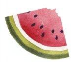 watermelon+quarter+b Watermelon   Summer Treat   Life Cycle