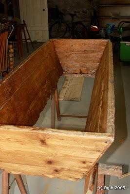 le p trin traitement du bois pourri. Black Bedroom Furniture Sets. Home Design Ideas
