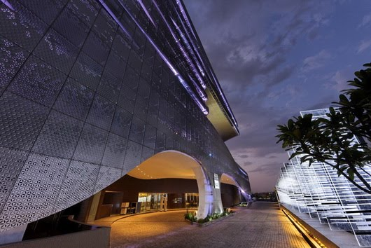 Gold Certified Hotel Park Hotel In Hydrabad India Arsitek Muda Indonesia