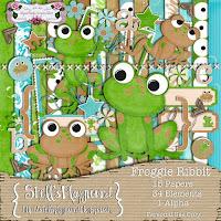 Froggie Ribbit