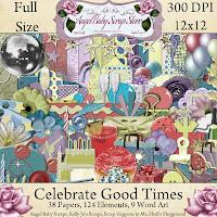 Celebrate Good Times Collab